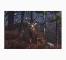 Buck on ridge - White-tailed Deer Kids Clothes