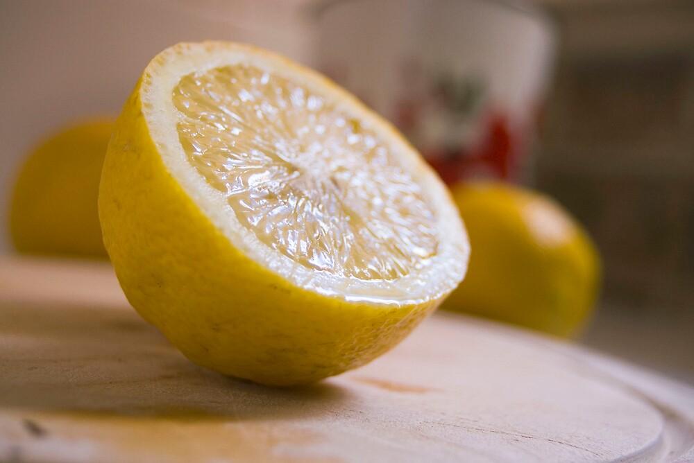 Lemon by Zoe Hamilton