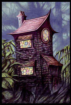 Goblin house by GlennPearce