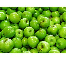She'll Be Apples Mate Photographic Print