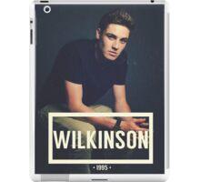 Wilkinson iPad Case/Skin