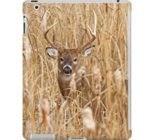 And there are KINGS! - White-tailed deer Buck iPad Case/Skin