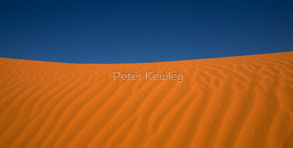 Dunes by Peter Kewley