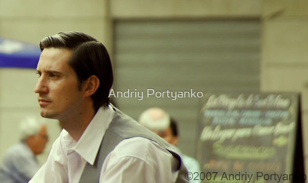 Tango Fernando by Andriy Portyanko
