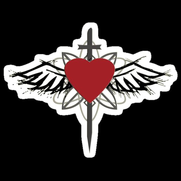 Heart by BLAH! Designs