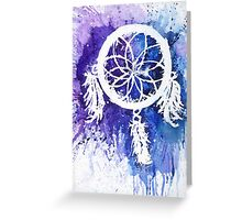 DreamCatcher #1 Greeting Card