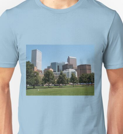 Denver Colorado Unisex T-Shirt