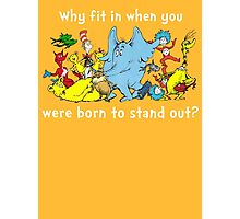 Dr Suess Group Photographic Print