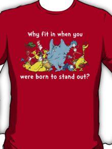 Dr Suess Group T-Shirt