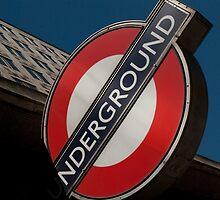 London Underground by EricHands