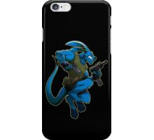 "Salty Roo ""I want the rest of you cowboys to know something, there's a new sheriff in town. And his name is Salty Roo."" iPhone Case/Skin"