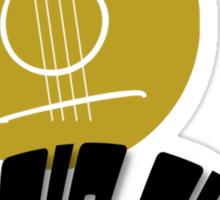 Music City Nashville Sticker