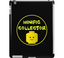 MINIFIG COLLECTOR iPad Case/Skin