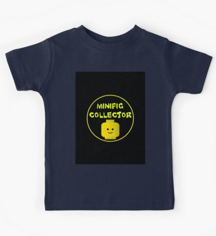 MINIFIG COLLECTOR Kids Tee
