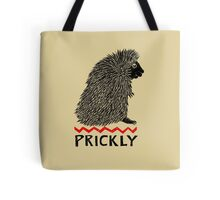 Prickly Porcupine Tote Bag