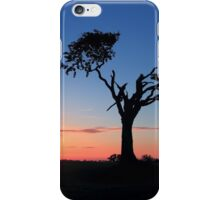 Sunrise...Just Waking Up iPhone Case/Skin