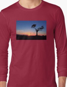 Sunrise...Just Waking Up Long Sleeve T-Shirt