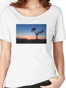 Sunrise...Just Waking Up Women's Relaxed Fit T-Shirt