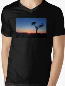 Sunrise...Just Waking Up Mens V-Neck T-Shirt