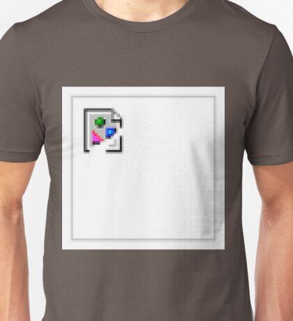 Image Loading Failed funny joke shirt Unisex T-Shirt