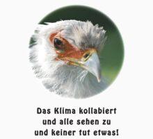 Aufgebrachter Sekretär by Thomas F. Gehrke