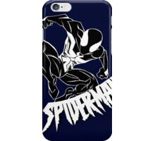 Spider-Man, Back In Black iPhone Case/Skin