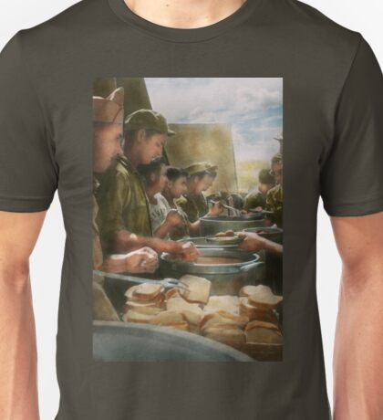 Army - Another potato please Unisex T-Shirt