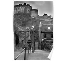 The Vennel - Edinburgh Poster