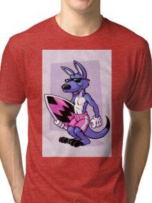 Salty Roo Tri-blend T-Shirt