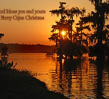 Cajun Christmas by Bonnie T.  Barry