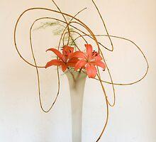 Ikebana-005 by Baiko