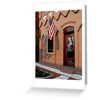 John Savage Law Office Greeting Card