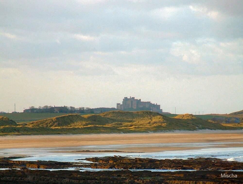 Castle near the Sea by Mischa