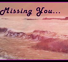 Missing You Poster by MidnightAkita
