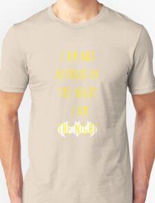 Batman affraid night dark T-Shirt
