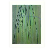 forestry II Art Print