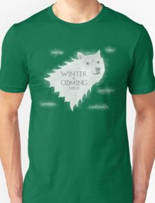 House Doge - Winter Is Coming T-Shirt