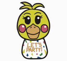 Toy Chica Sticker by hotcheeto89