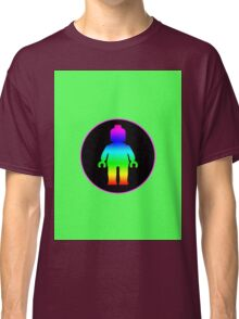 MINIFIG RAINBOW Classic T-Shirt