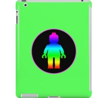 MINIFIG RAINBOW iPad Case/Skin
