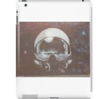 Ethereal space helmet street art Cork iPad Case/Skin