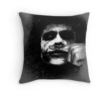 Joker - Life is a joke Throw Pillow