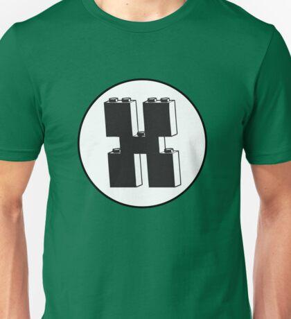 THE LETTER X Unisex T-Shirt