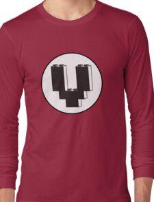 THE LETTER V Long Sleeve T-Shirt