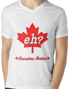 Canada Eh? Mens V-Neck T-Shirt