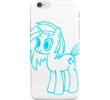 DJ Pon-3 in the house iPhone Case/Skin