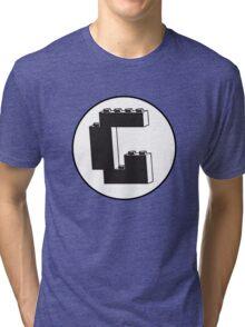 THE LETTER G Tri-blend T-Shirt