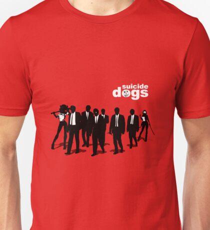 Suicide Dogs Unisex T-Shirt