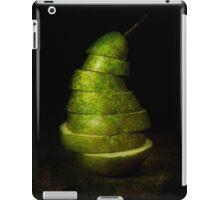 Sliced Pear iPad Case/Skin