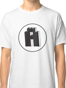 THE LETTER A Classic T-Shirt